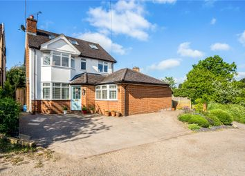 Thumbnail 5 bed detached house for sale in St. Helier Road, Sandridge, St. Albans, Hertfordshire