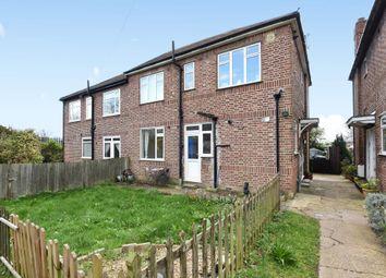Thumbnail 2 bedroom maisonette to rent in Manor Close, Barnet