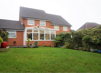 Thumbnail 4 bedroom semi-detached house for sale in Lucern Close, West Cheshunt