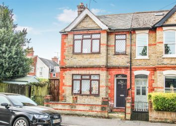 Thumbnail 3 bed semi-detached house for sale in King Edward Road, Brentwood