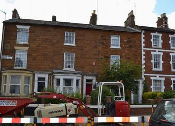 Thumbnail 4 bed town house for sale in Leicester Terrace, Barrack Road, Northampton