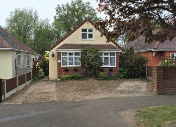 Thumbnail 3 bed detached bungalow for sale in Burgh Road, Gorleston, Great Yarmouth