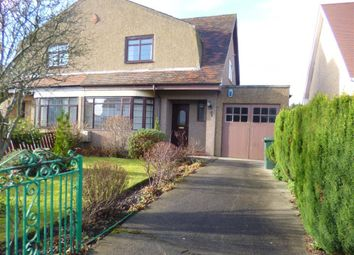 Thumbnail 2 bed semi-detached house to rent in Princes Street, Grangemouth, Falkirk