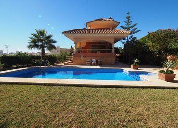 Thumbnail 5 bed villa for sale in Spain, Valencia, Alicante, El Campello