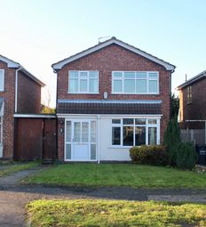 Thumbnail 3 bed detached house for sale in Pine Drive, Syston
