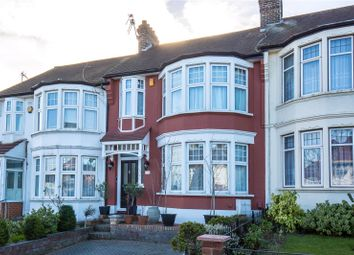 Thumbnail 3 bed terraced house for sale in Bourne Hill, Palmers Green, London