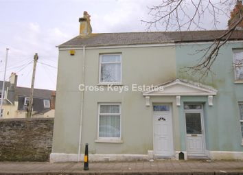 3 bed end terrace house to rent in Masterman Road, Stoke, Plymouth PL2