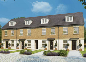Thumbnail 5 bed town house for sale in Lancaster Mews, Water Lane, York, North Yorkshire
