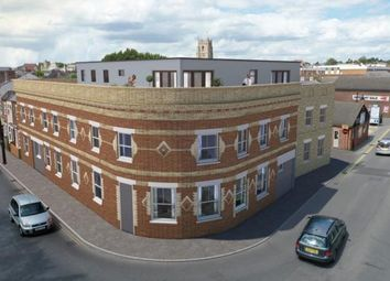 Thumbnail 2 bedroom flat for sale in 31 Station Road, Sudbury, Suffolk