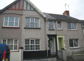 Thumbnail 3 bed terraced house for sale in Dartmouth Gardens, Milford Haven, Pembrokeshire