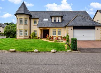 Thumbnail 4 bed detached house for sale in Wylie Court, Murthly, Perth