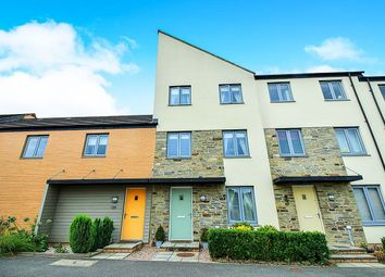 Thumbnail 4 bed terraced house for sale in Orleigh Cross, Newton Abbot