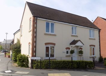 Thumbnail 4 bed detached house for sale in Jopp Close, Swindon