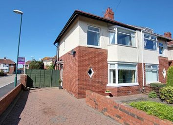3 bed semi-detached house for sale in Page Avenue, South Shields NE34