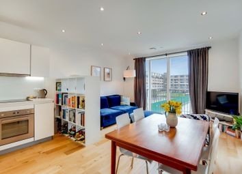Thumbnail 1 bed flat for sale in Murrain Road, London