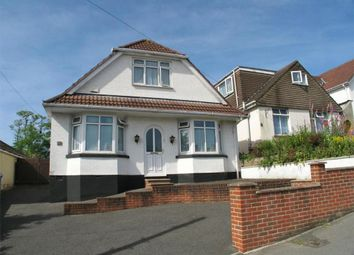 Thumbnail 6 bed detached bungalow for sale in Lincoln Road, Parkstone, Poole