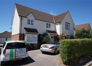 Thumbnail 4 bed detached house to rent in Farriers Chase, West Mersea
