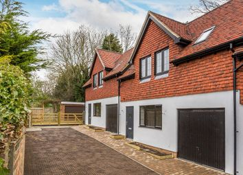 Thumbnail 2 bed mews house for sale in Ray Lane, Lingfield
