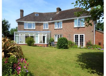 Thumbnail 4 bed detached house for sale in School Road, Seend
