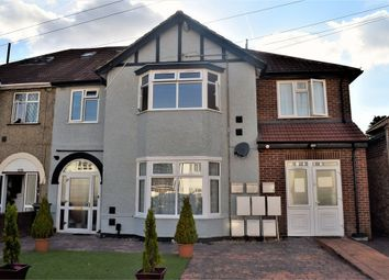 Thumbnail 1 bedroom flat to rent in Lampton Park Road, Hounslow, Middlesex
