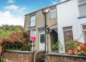 Thumbnail 2 bed end terrace house for sale in Foljambe Road, Brimington, Chesterfield