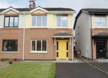 Thumbnail 3 bed semi-detached house for sale in 28 Lennonstown Green, Red Barns Road, Dundalk, Louth
