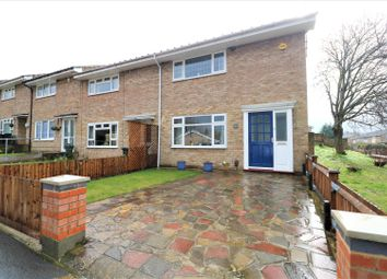 Thumbnail 2 bed end terrace house for sale in Lorton Close, Gravesend