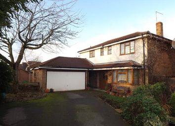 Thumbnail 4 bed detached house for sale in Newton Drive, West Bridgford, Nottingham, Nottinghamshire