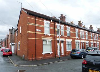 Thumbnail 4 bed end terrace house for sale in Albert Avenue, Debdale Park, Manchester