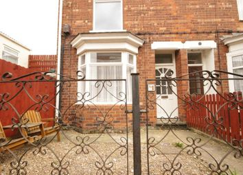 Thumbnail 3 bedroom end terrace house to rent in Northfield Villas, Hull, East Riding Of Yorkshire