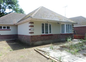 Thumbnail 4 bed bungalow to rent in Moorside Road, Bournemouth