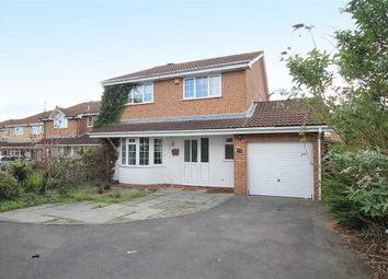Thumbnail 4 bed detached house for sale in Down Road, Portishead, North Somerset
