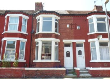 Thumbnail 3 bed terraced house to rent in Grasville Road, Tranmere
