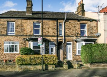 Thumbnail 3 bed terraced house for sale in Green Lane, Dronfield, Derbyshire