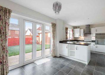 Thumbnail 4 bed detached house to rent in Lancelot Way, Amesbury, Salisbury