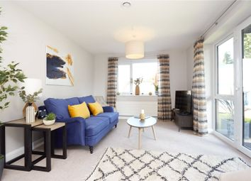 Thumbnail 1 bed flat for sale in Nonsuch Abbeyfield, Old Schools Lane, Ewell, Epsom