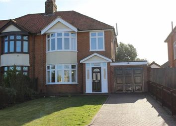 Thumbnail 3 bed semi-detached house for sale in Woodbridge Road East, Ipswich, Suffolk
