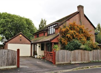 Thumbnail 4 bed detached house for sale in The Mallards, Havant