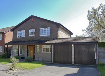 Thumbnail 4 bed detached house to rent in Clarendon Park, Lymington, Hampshire