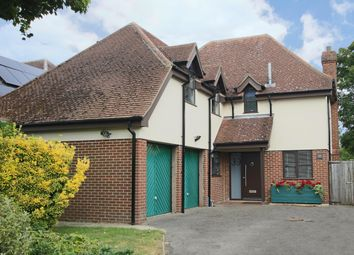 Thumbnail 5 bed detached house for sale in Spring Lane, Bassingbourn, Royston