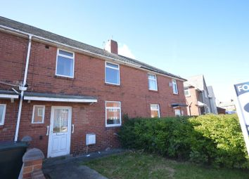 Thumbnail 3 bed terraced house for sale in Weldon Crescent, High Heaton, Newcastle Upon Tyne