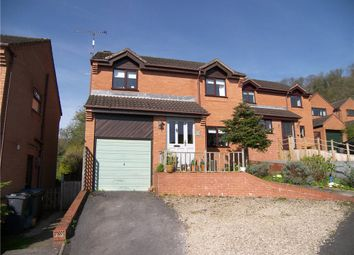 Thumbnail 4 bedroom detached house for sale in Yokecliffe Hill, Wirksworth, Matlock