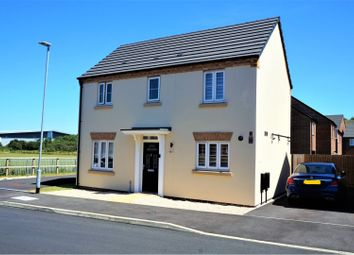 Thumbnail 3 bed detached house for sale in Adams Park Way, Kirkby In Ashfield, Nottingham