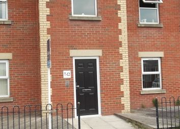Thumbnail 2 bedroom flat to rent in Harcourt Road, Blackpool