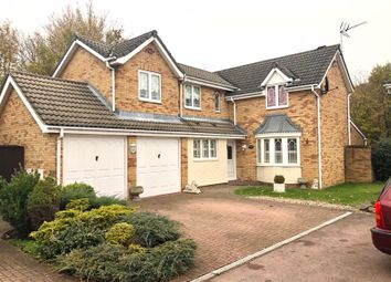 Thumbnail 4 bed detached house for sale in Fenton Grange, Church Langley, Essex