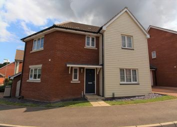 3 bed link-detached house for sale in Meridian Rise, Ipswich IP4