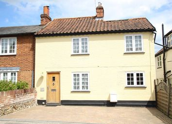 Thumbnail 3 bed cottage for sale in High Street, Sproughton, Ipswich, Suffolk