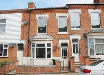 Thumbnail 3 bed terraced house to rent in Rutland Avenue, Aylestone Road, Leicester