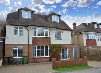 Thumbnail 4 bed detached house for sale in Rosebery Road, Epsom