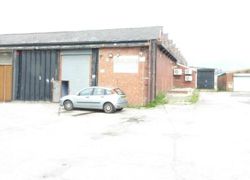 Thumbnail Industrial for sale in Deepdale Mill Street, Preston
